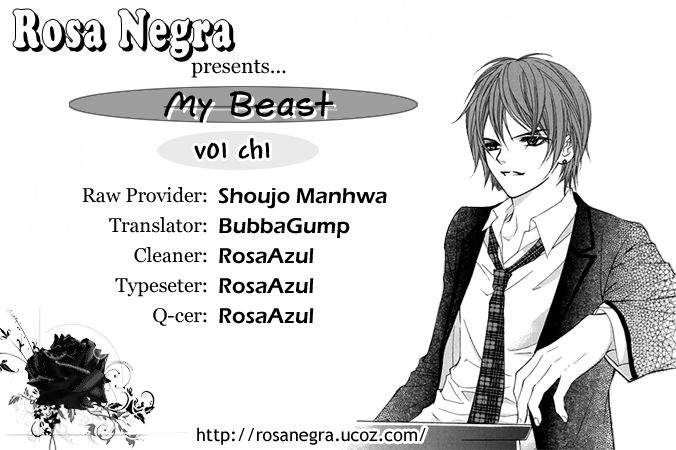 My Beast 1 Page 2
