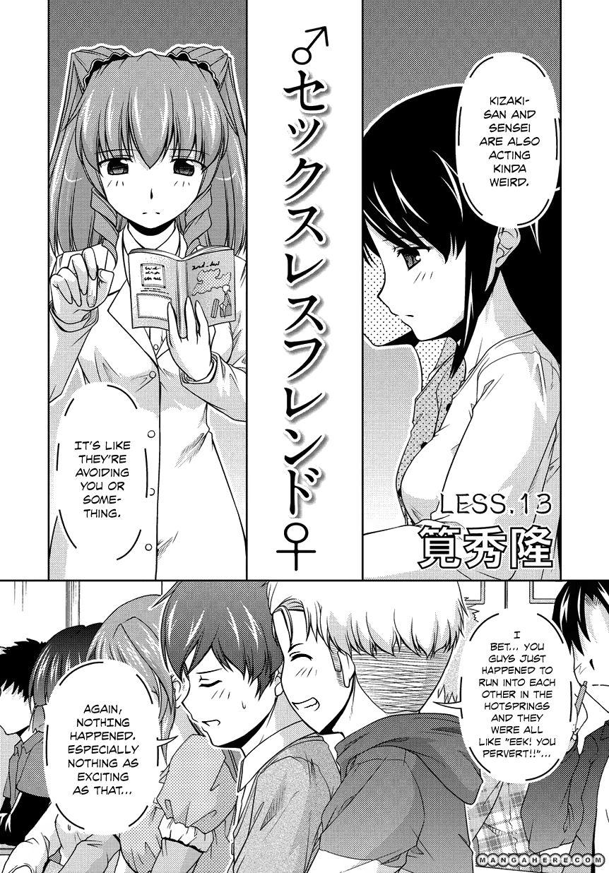 Sexless Friend 13 Page 2