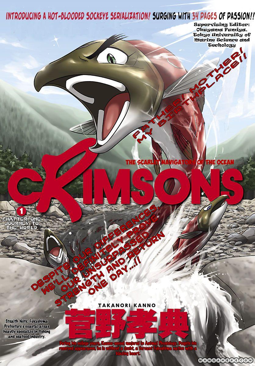Crimsons: Akai Koukaishatachi 1 Page 1