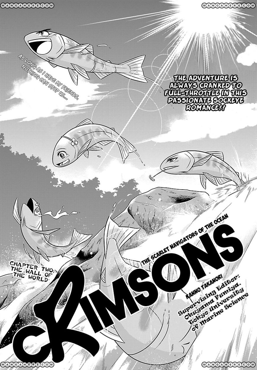 Crimsons: Akai Koukaishatachi 2 Page 1