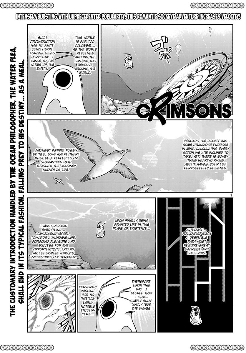Crimsons: Akai Koukaishatachi 5 Page 1