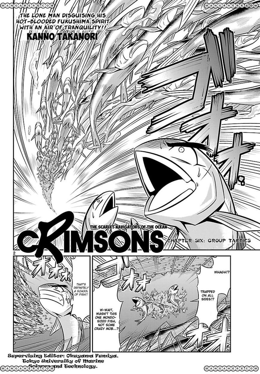 Crimsons: Akai Koukaishatachi 6 Page 2