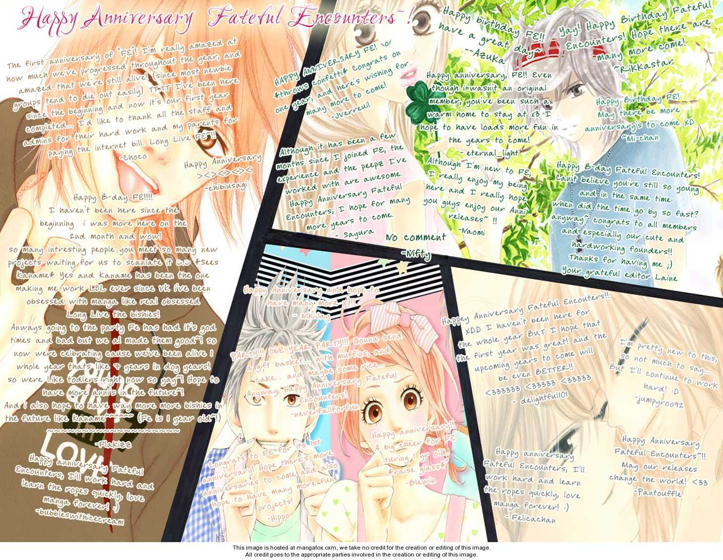 A Kiss To My Prince 6 Page 1