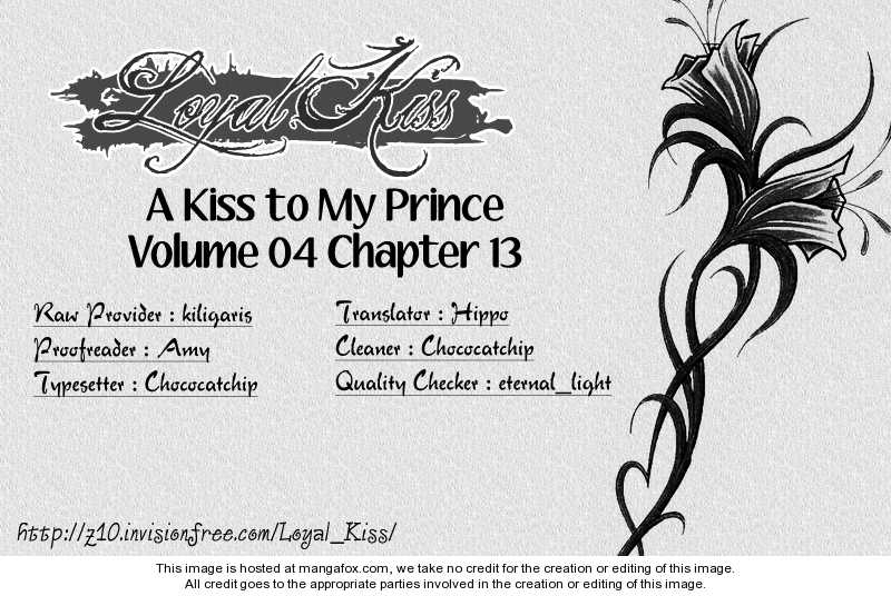 A Kiss To My Prince 13 Page 1