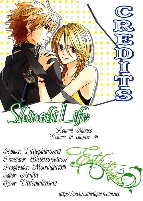 Shinobi Life 5 Page 2