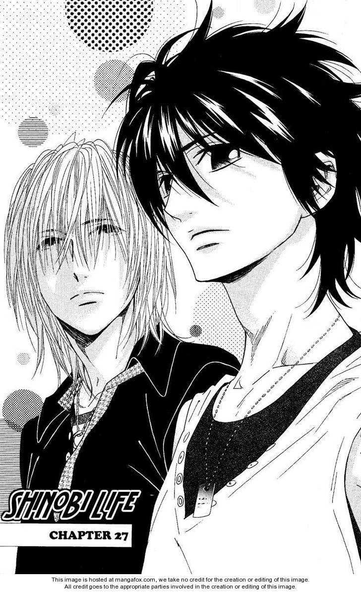 Shinobi Life 27 Page 1