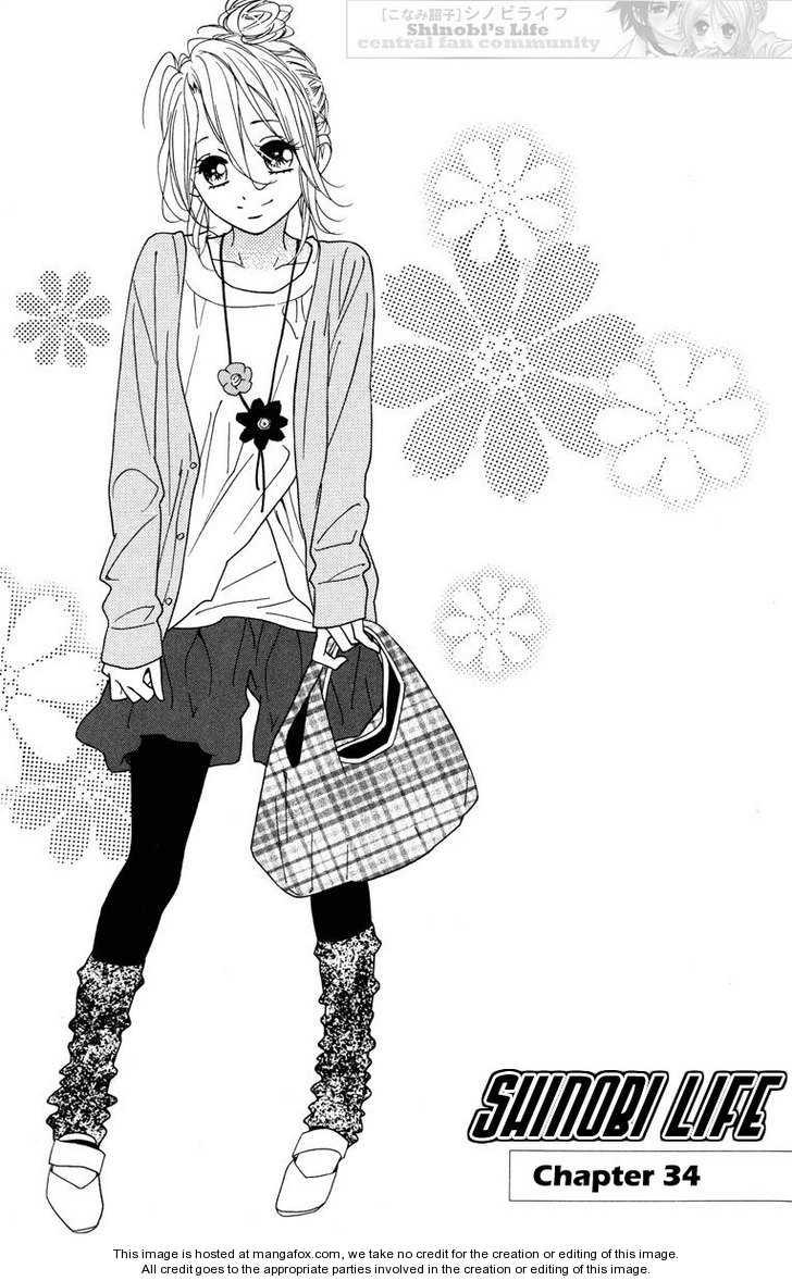 Shinobi Life 34 Page 1