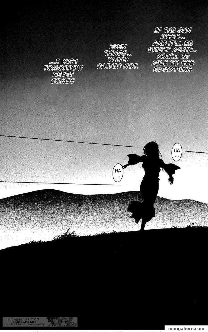 Shinobi Life 42 Page 1