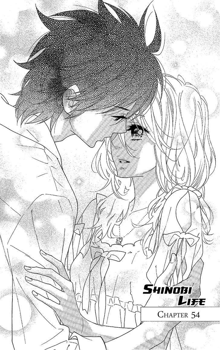 Shinobi Life 54 Page 1