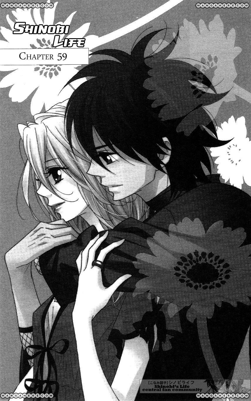 Shinobi Life 59 Page 1