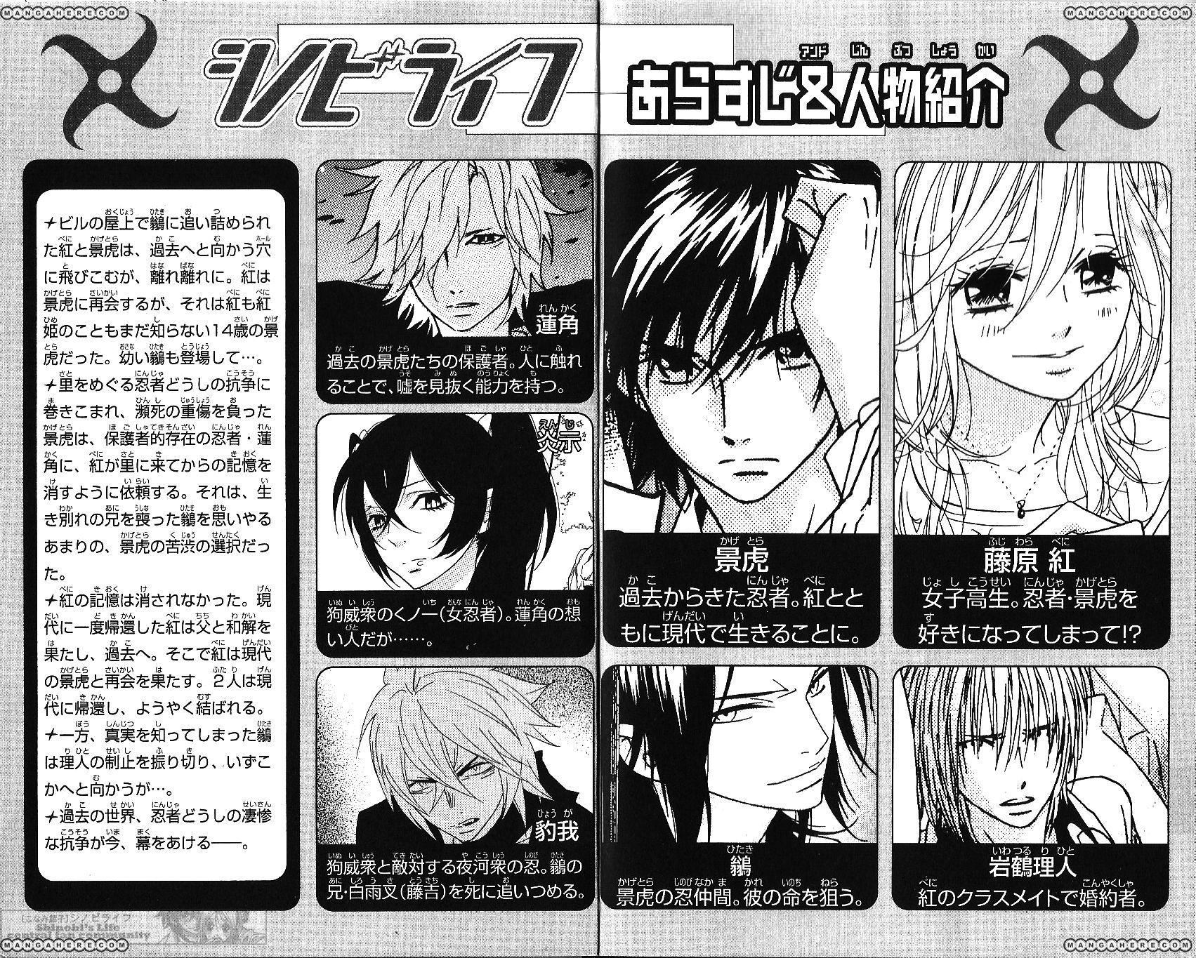 Shinobi Life 60 Page 3
