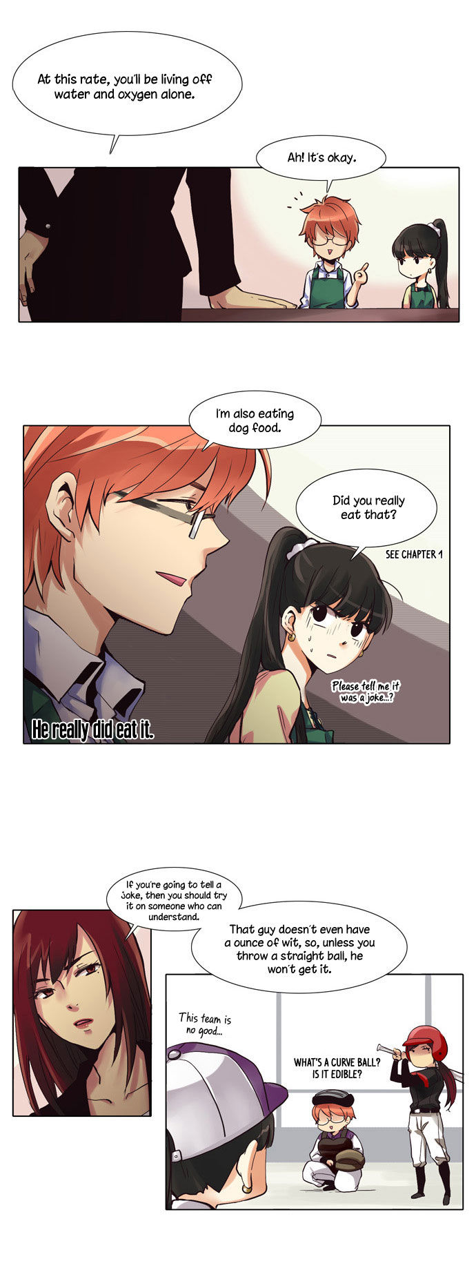 Dear, Only You Don't Know! 10 Page 2