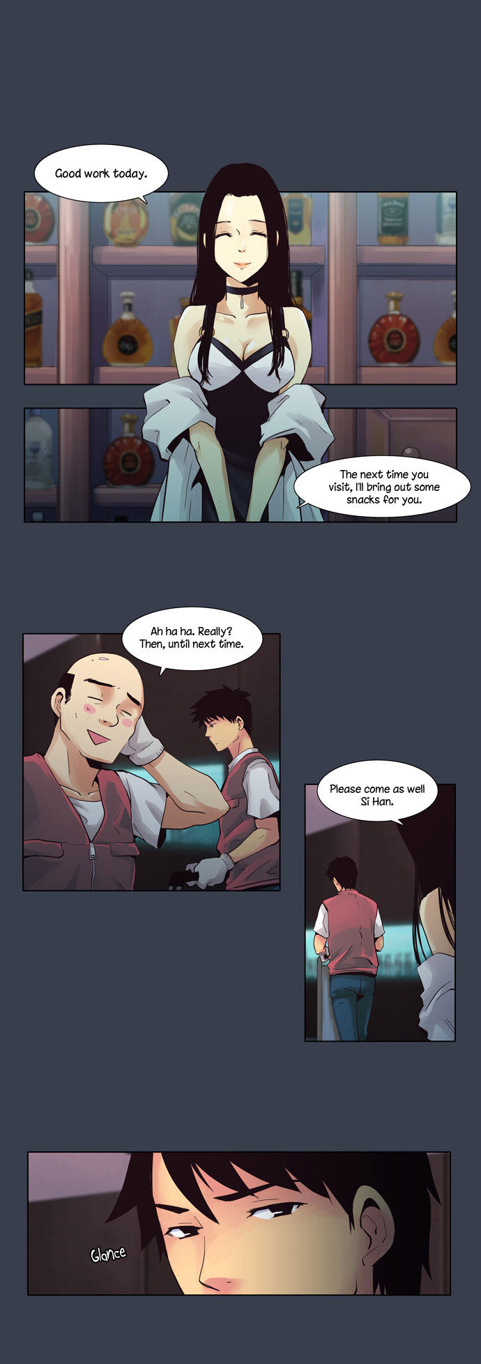 Dear, Only You Don't Know! 12 Page 2