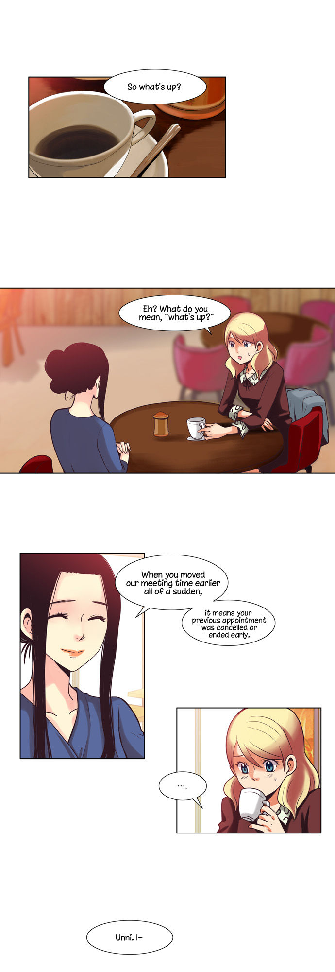 Dear, Only You Don't Know! 37 Page 2