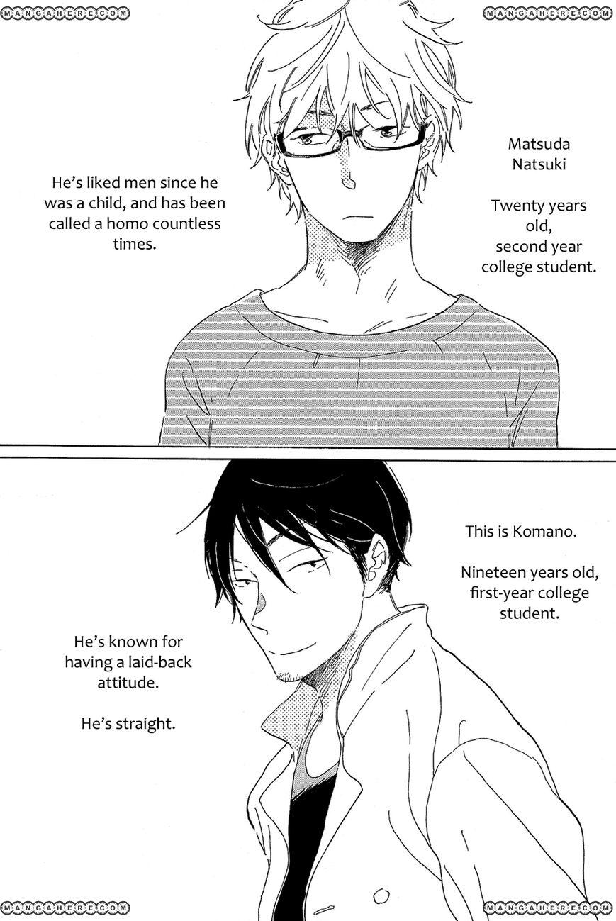 Usotsuki wa Koi no Hajimari 1 Page 2