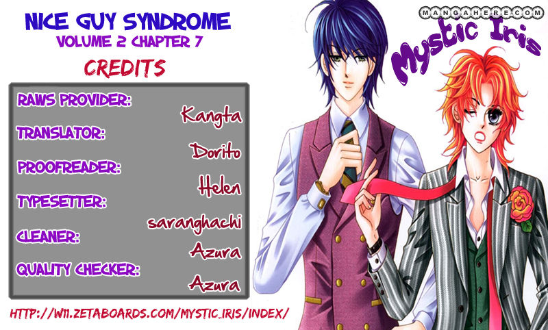 Nice Guy Syndrome 7 Page 1