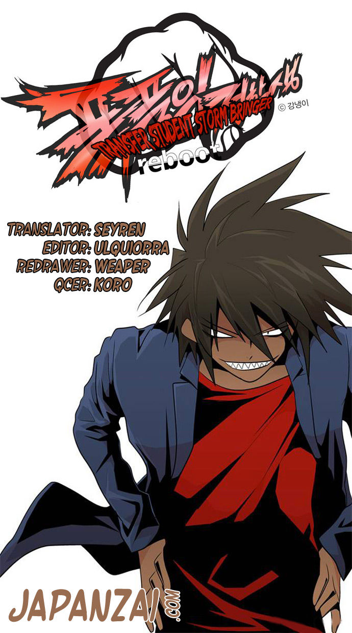 Transfer Student Storm Bringer Reboot 6 Page 1