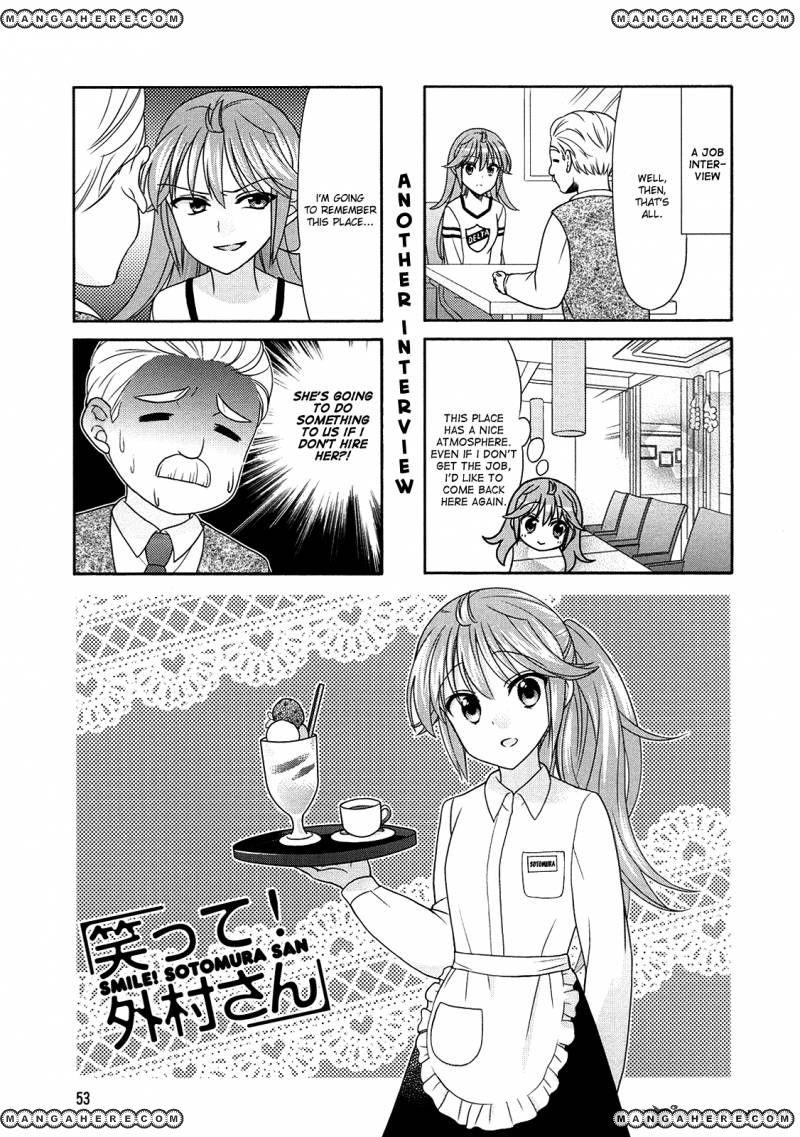 Waratte! Sotomura-san 59 Page 1