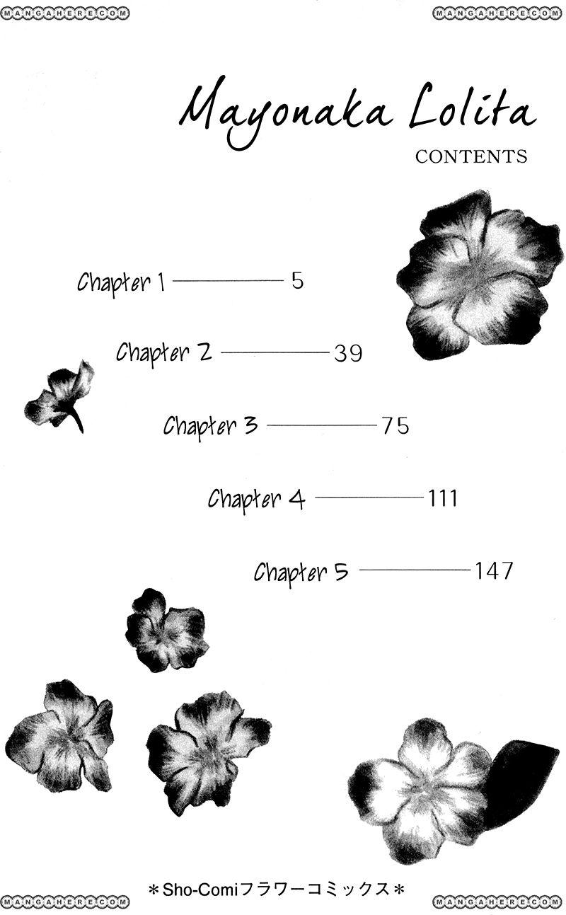 Mayonaka Lolita 1 Page 4