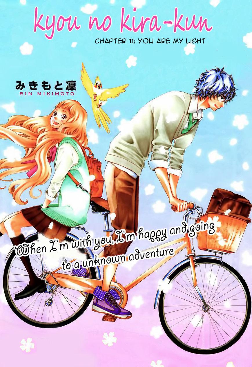 Kyou no Kira-kun 11 Page 2