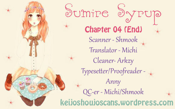 Sumire Syrup 4 Page 1