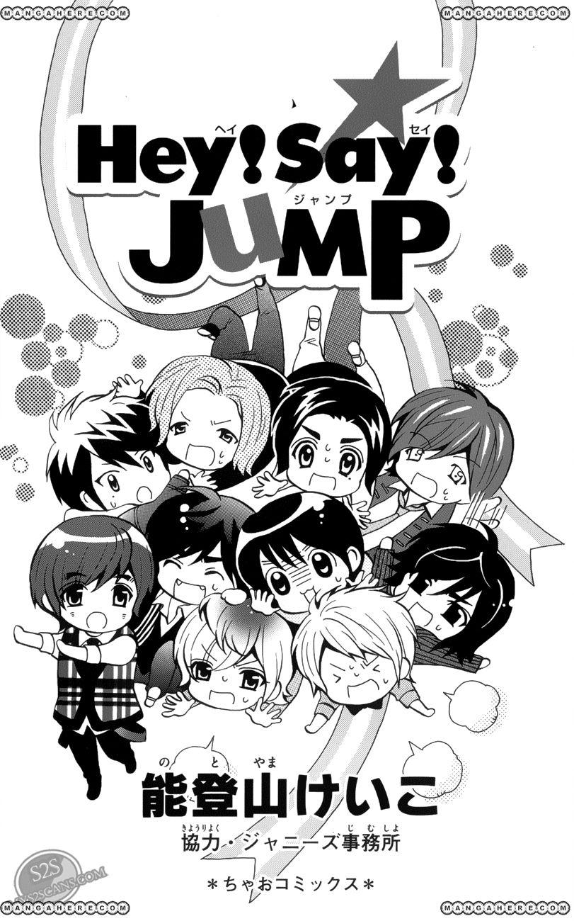 Waiwai Hey! Say! Jump 1 Page 2