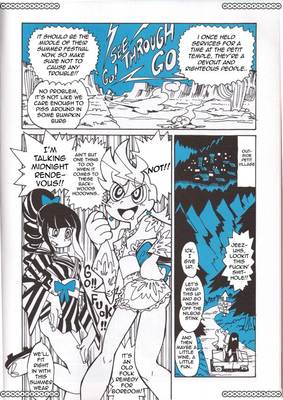 Panty & Stocking with Garterbelt in Manga Strip 2 Page 2