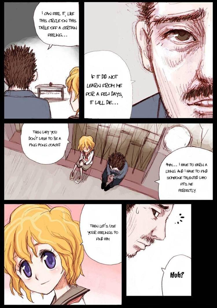 Ping Pong Prince 5 Page 5