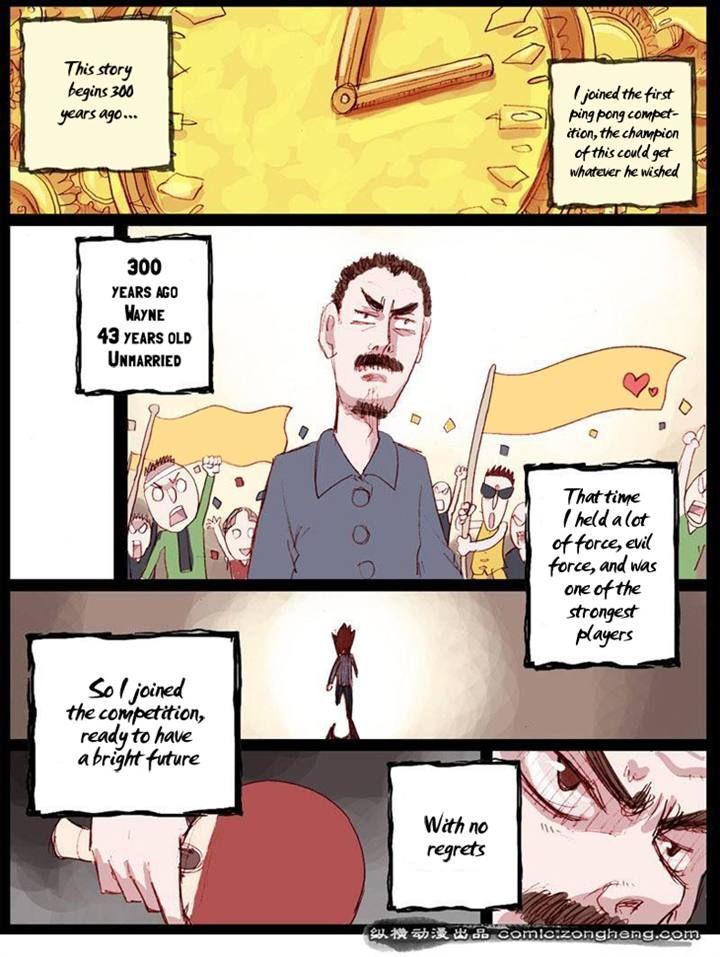 Ping Pong Prince 7 Page 2