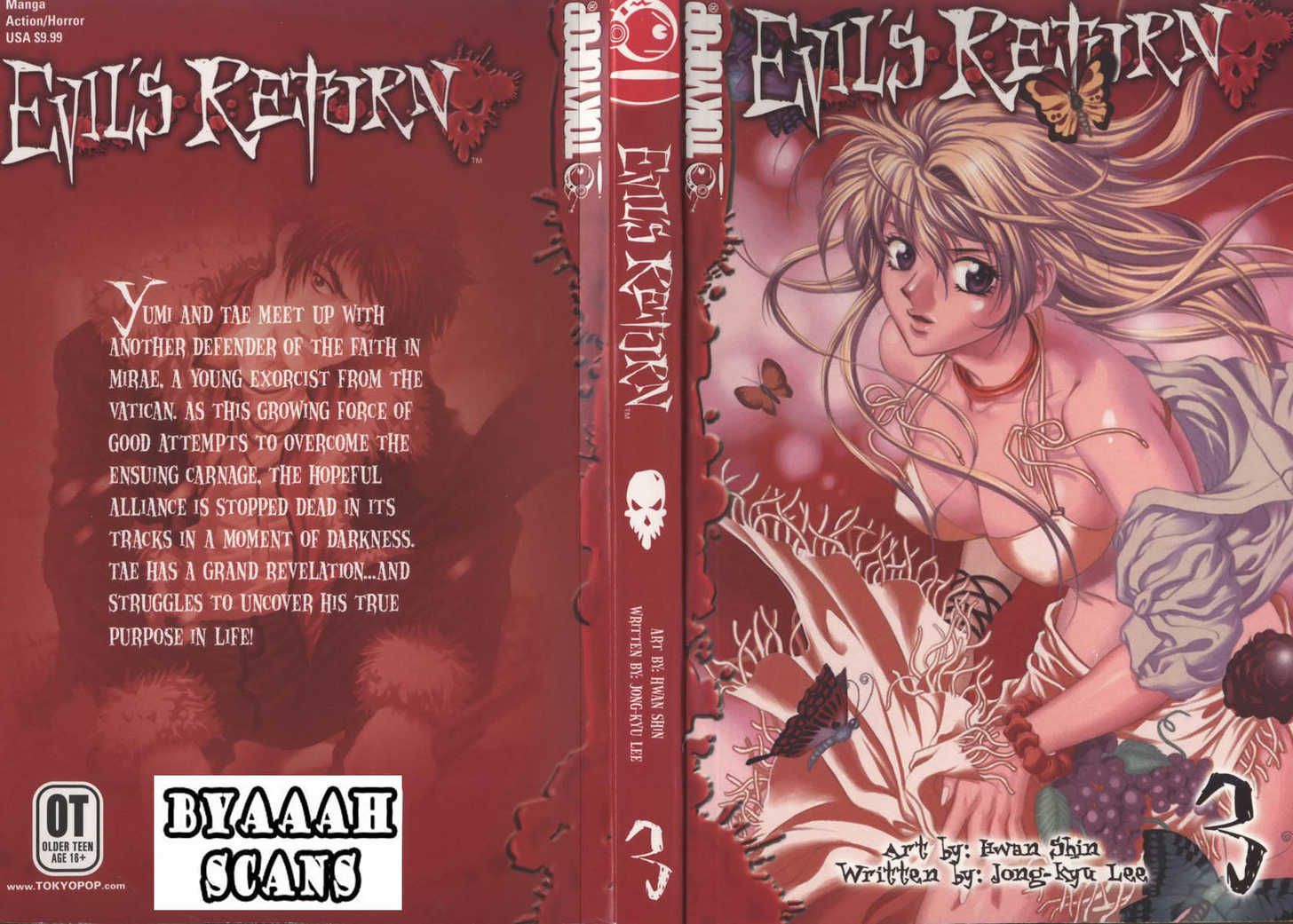 Evil's Return 0 Page 2