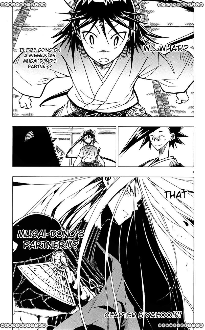 Joujuu Senjin!! Mushibugyo 8 Page 2