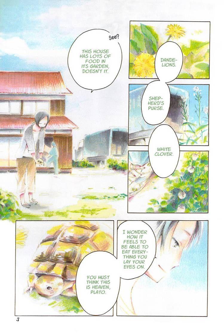 Sumikko no Sora-san 1 Page 1