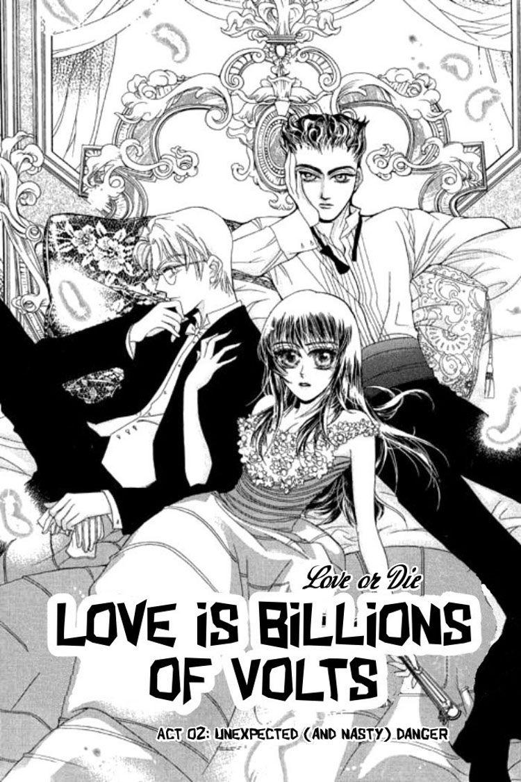 Love or Die 2 Page 3