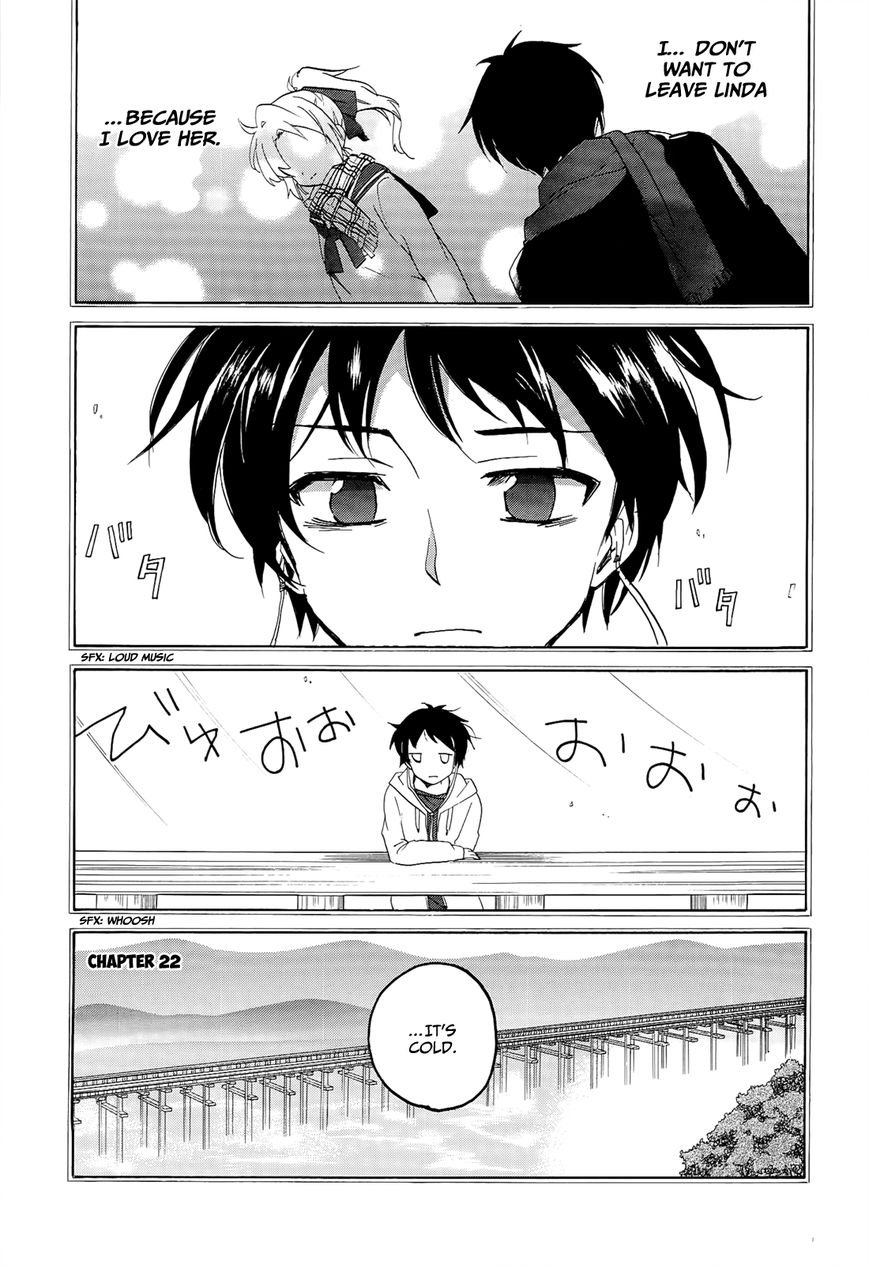 Golden Time (Umechazuke) 22 Page 2