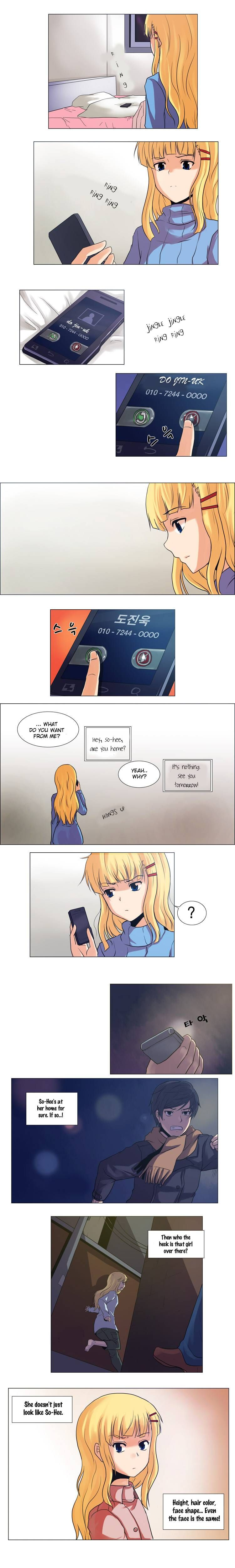 The Legend of Lady Mirror 2 Page 3