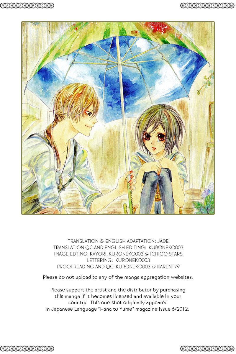 Bye Bye Rain 1 Page 1