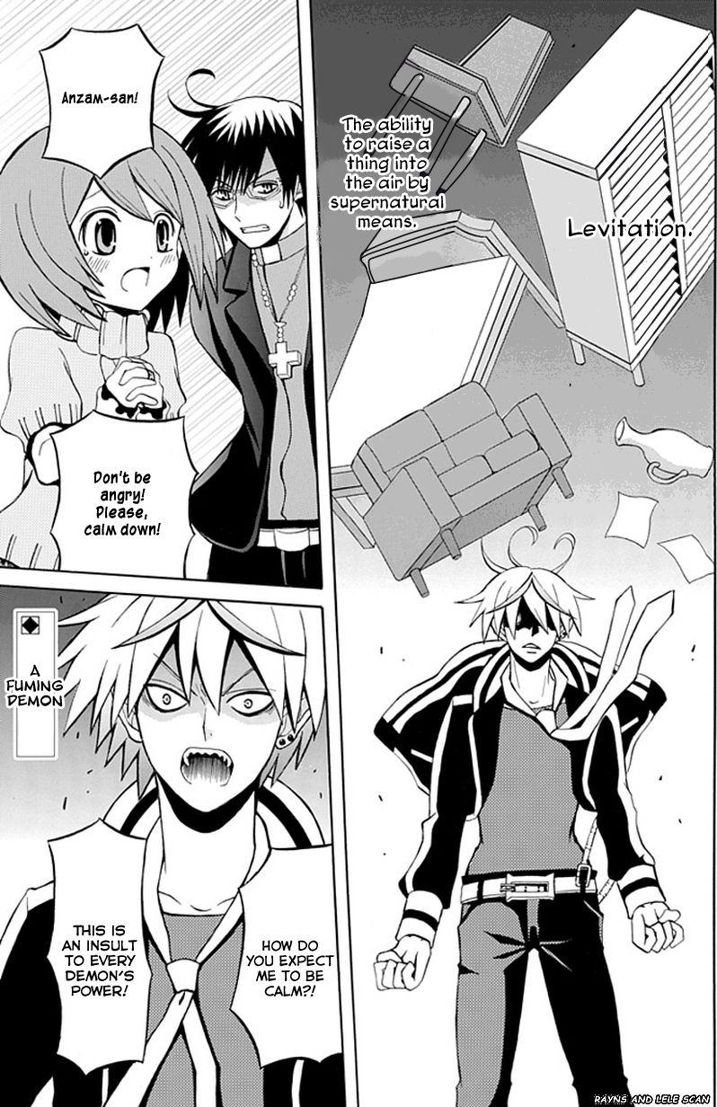 Ore ga Akuma de, Aitsu ga Yome de. 3 Page 3
