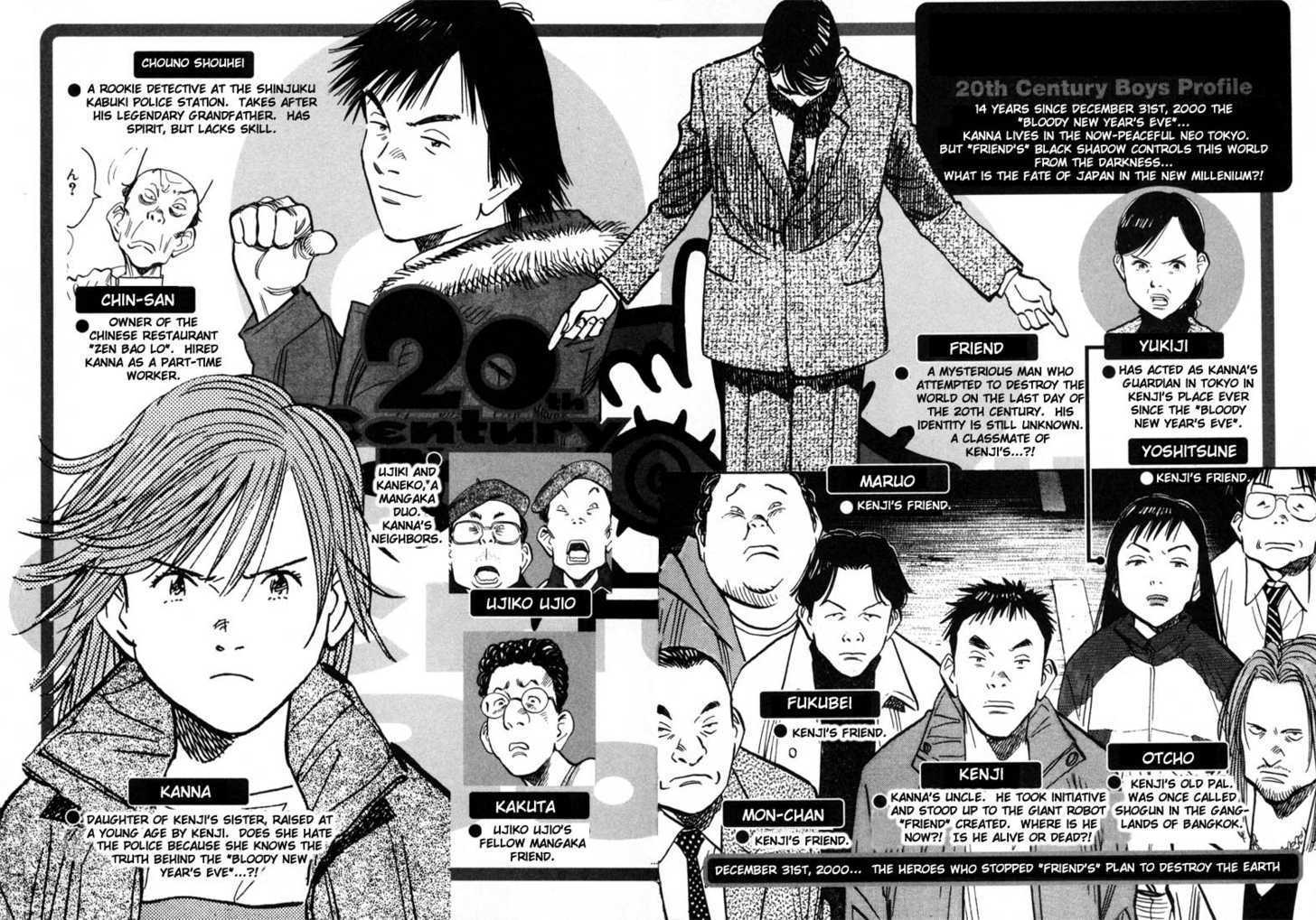 20th Century Boys 1 Page 3
