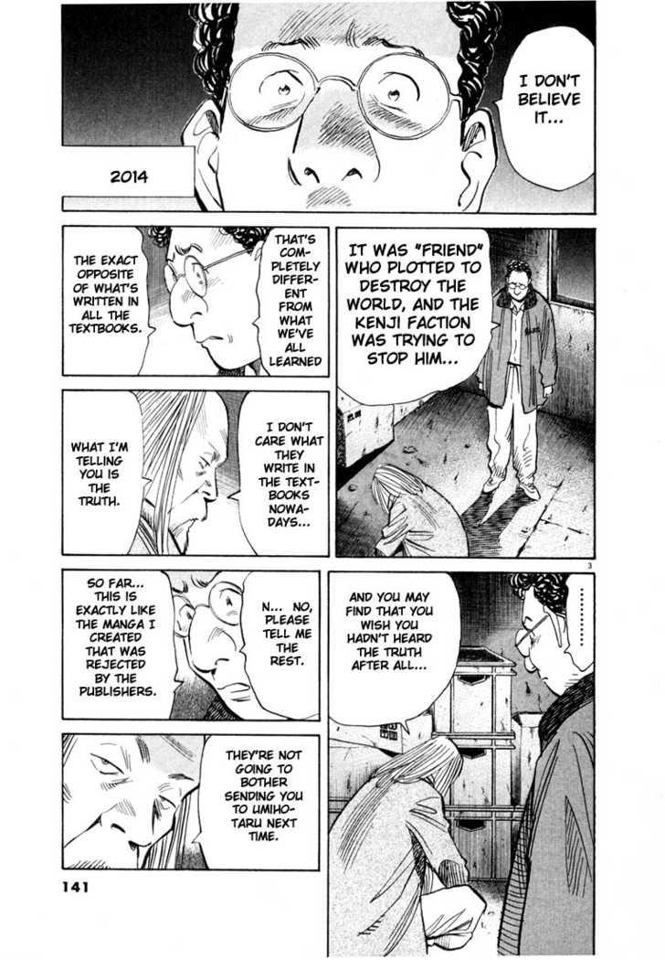 20th Century Boys 8 Page 3