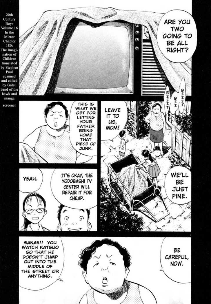 20th Century Boys 10 Page 1