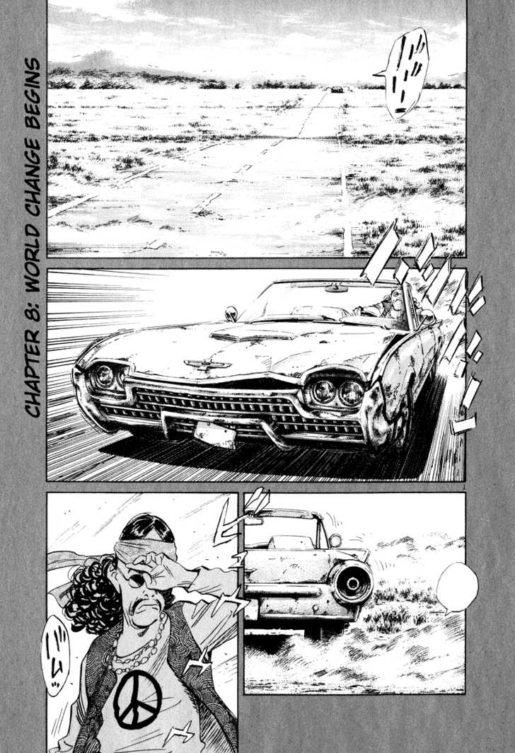 20th Century Boys 8 Page 1