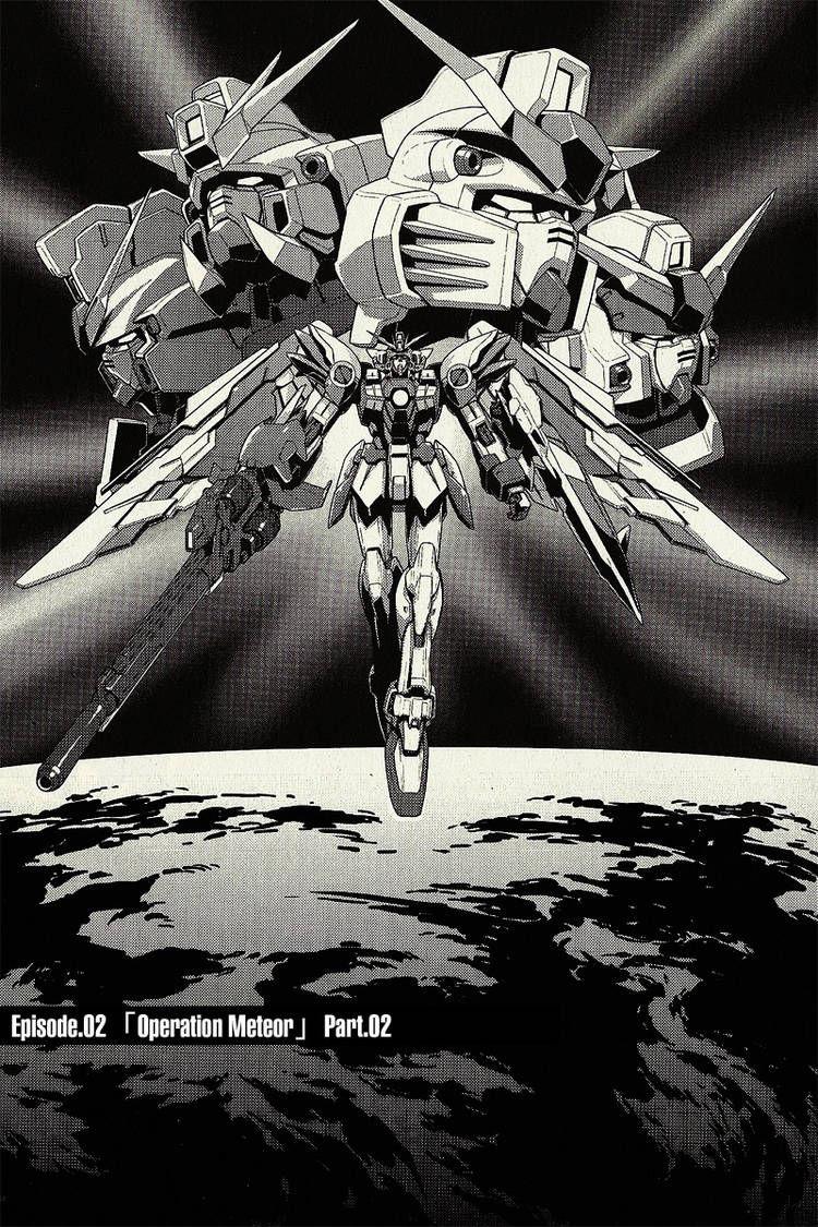 Shin Kidou Senki Gundam W: Endless Waltz - Haishatachi no Eikou 2 Page 1