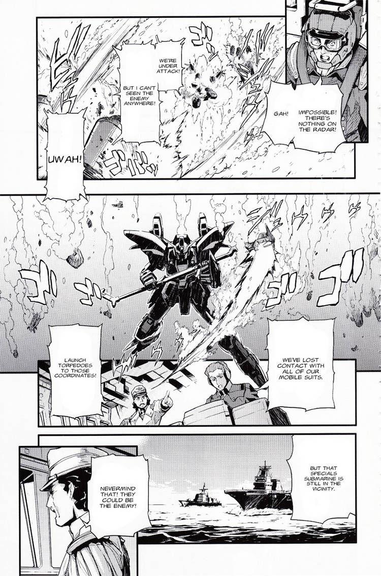 Shin Kidou Senki Gundam W: Endless Waltz - Haishatachi no Eikou 3 Page 3