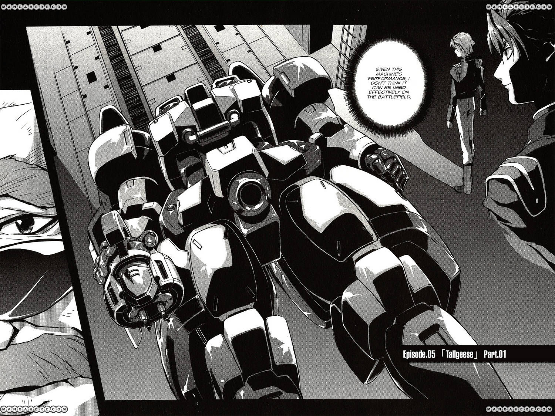 Shin Kidou Senki Gundam W: Endless Waltz - Haishatachi no Eikou 5 Page 1