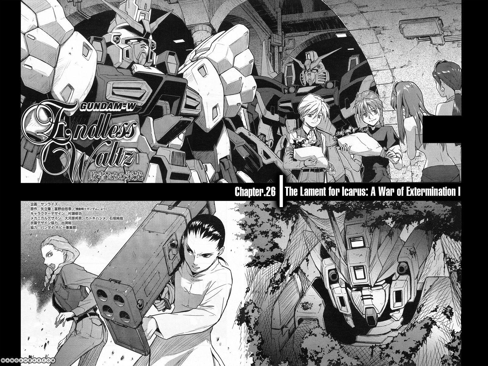 Shin Kidou Senki Gundam W: Endless Waltz - Haishatachi no Eikou 26 Page 2
