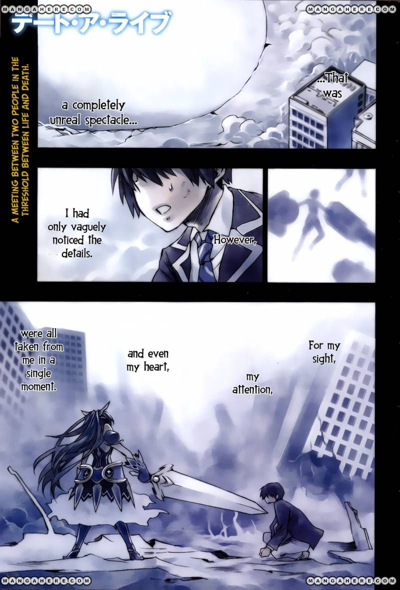 Date a Live 1 Page 1