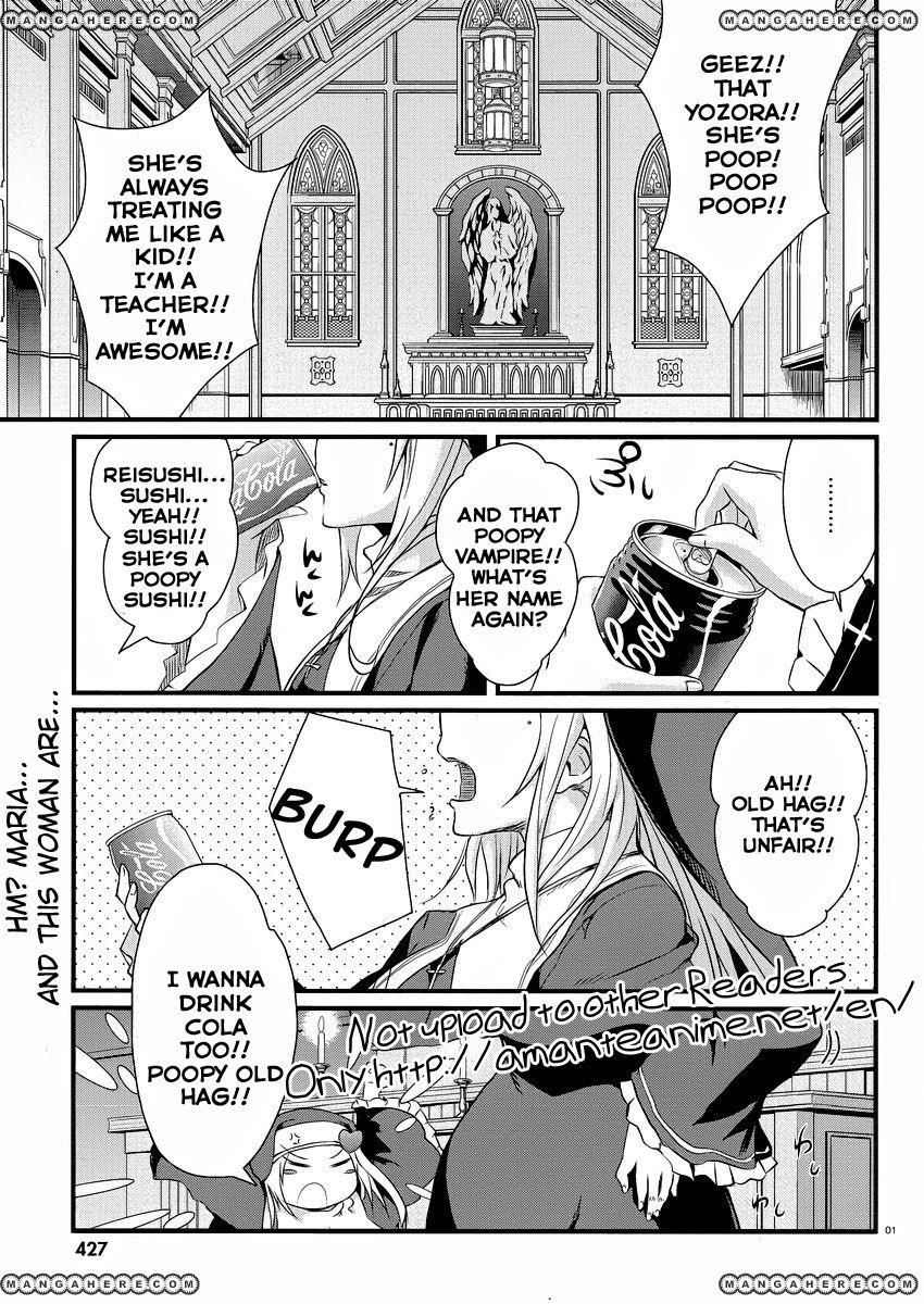 Boku wa Tomodachi ga Sukunai Shobon! 6 Page 2