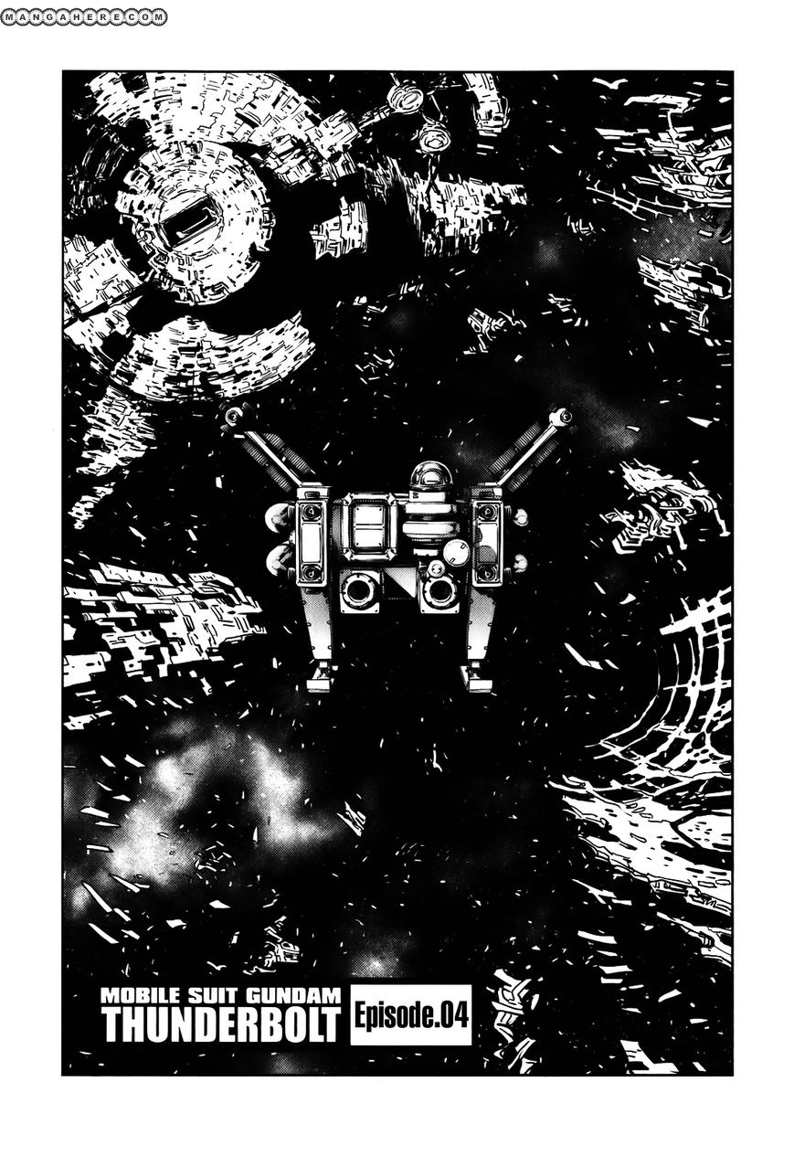 Kidou Senshi Gundam Thunderbolt 4 Page 1