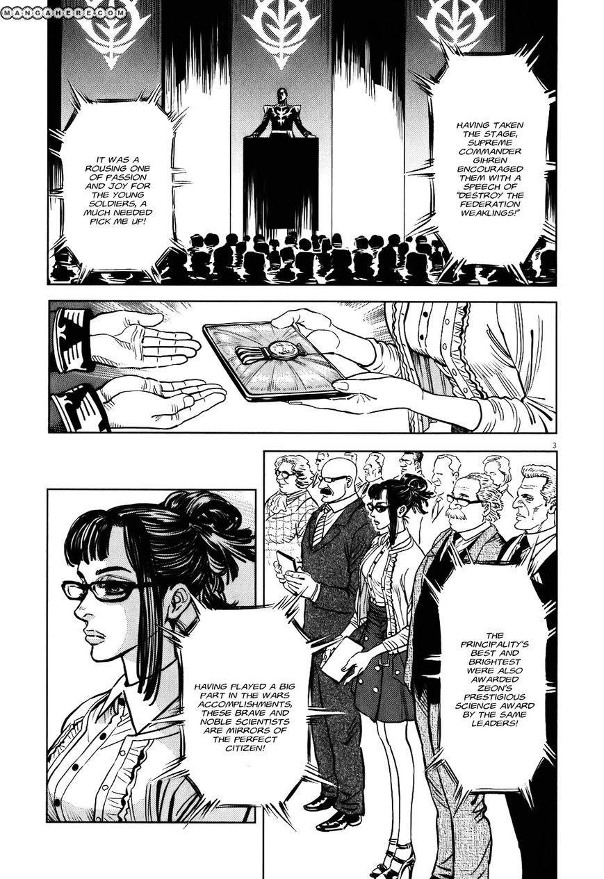 Kidou Senshi Gundam Thunderbolt 5 Page 3