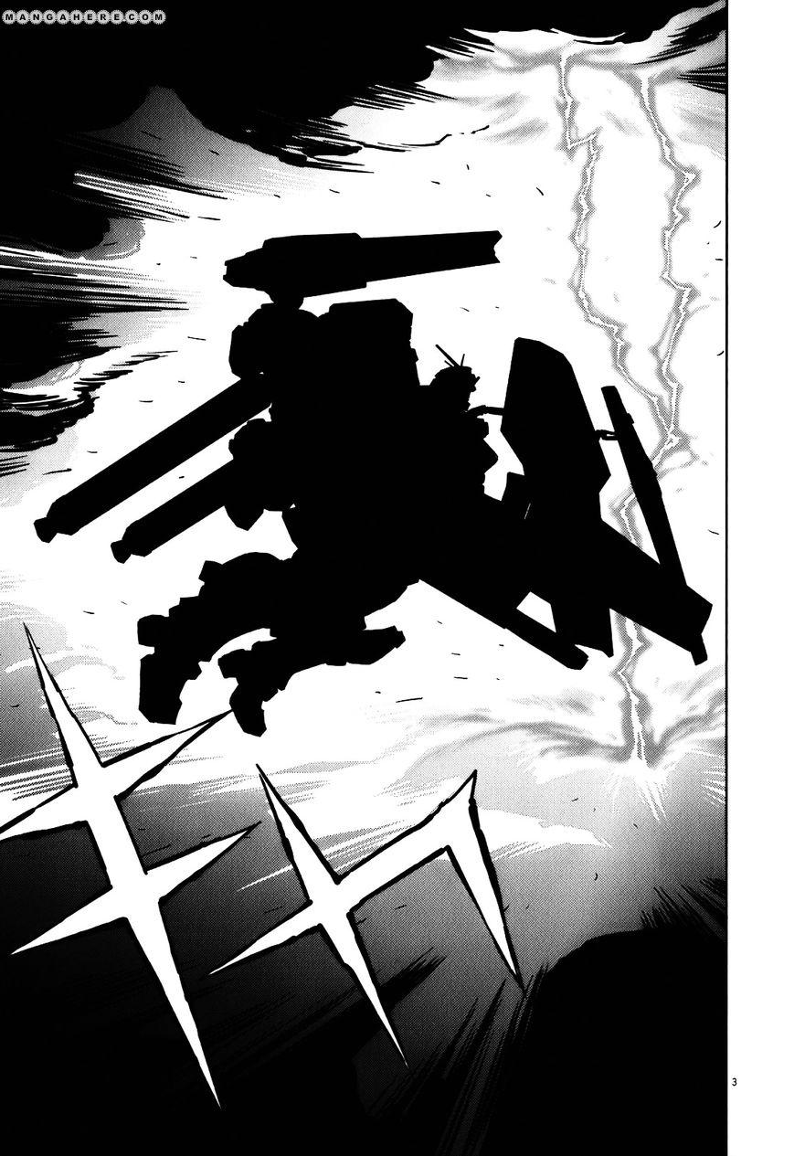 Kidou Senshi Gundam Thunderbolt 6 Page 3